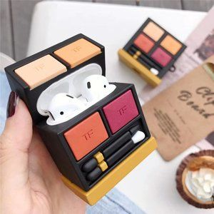 Accessories - NEW Makeup Eye shadow Apple Airpods 1 2 Pro case